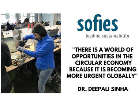 Spotlight: Deepali Sinha - Insights After 13 years In The Circular Electronics Industry