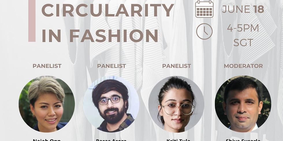 Circular Fashion Webinar
