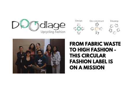 Spotlight: From Fabric Waste To High Fashion