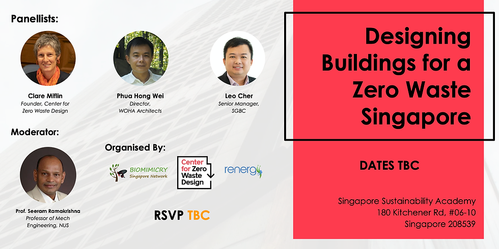 Zero Waste Building Design Workshop