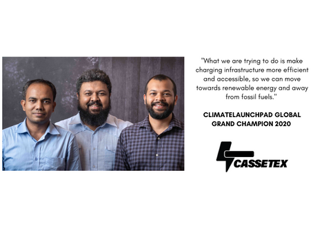 Spotlight: Cassetex - Cleantech Champions Working Towards A Solar-Powered Future