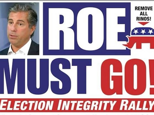 Breaking: Michigan RINO GOP Executive Jason Roe Resigns After Pressure from