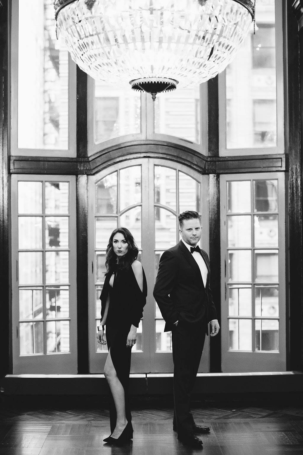 Sarah and Rob Engagement