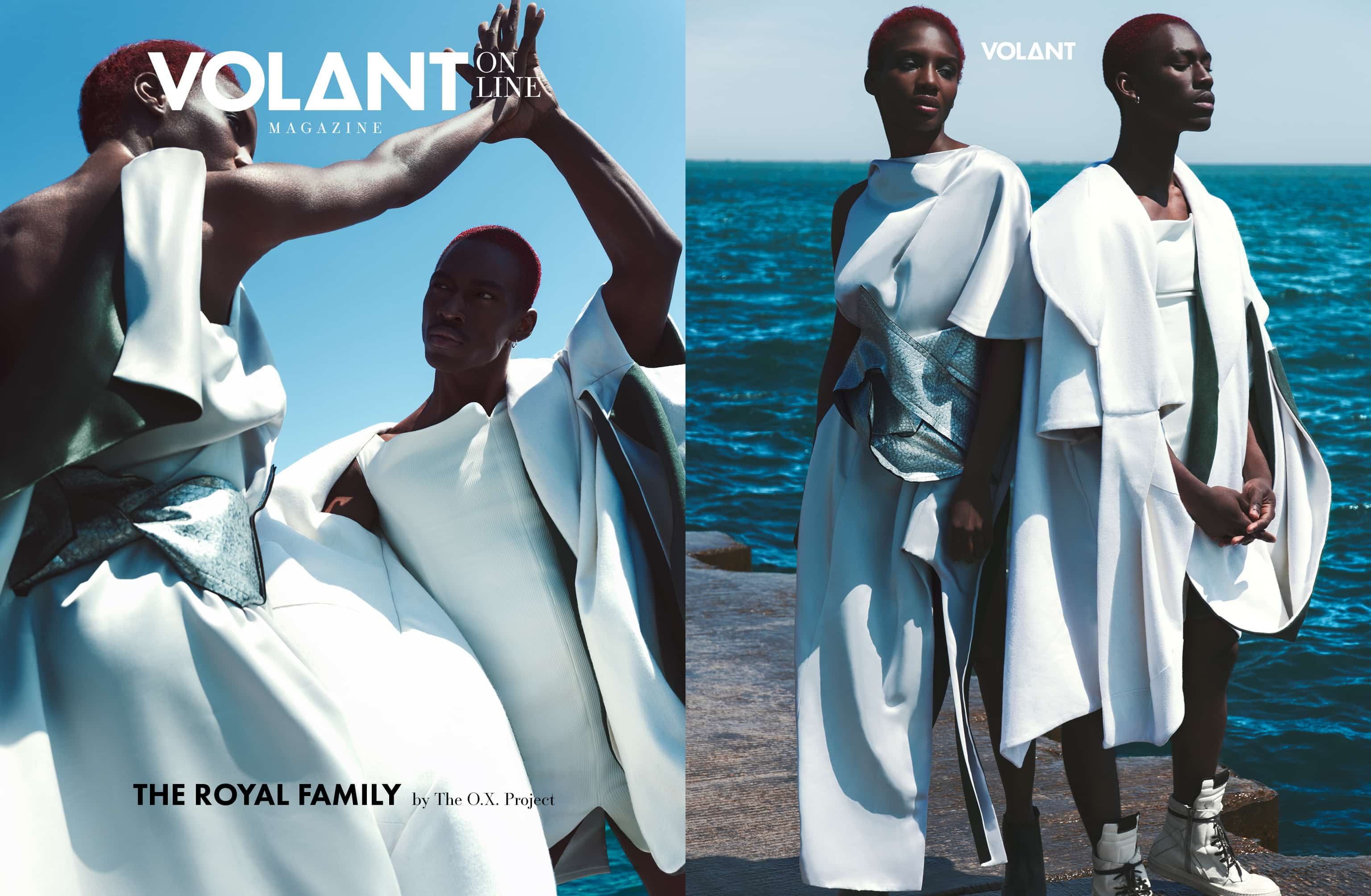 The Royal Family | VOLANT Magazine