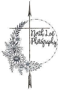 North Led Photography Logo FB Logo wo ba