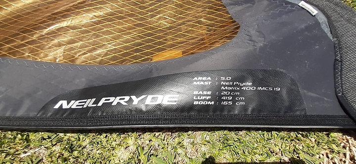 Neil Pryde 5.0 Zone
