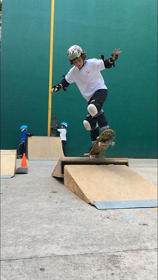 Escuala de Skateboarding