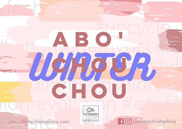 ABO'CHOUCHOU WINTER