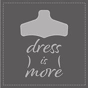 Logo_Dress Is More