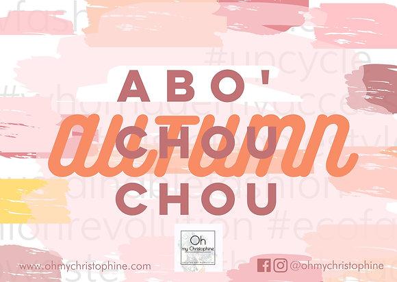 ABO'CHOUCHOU AUTUMN