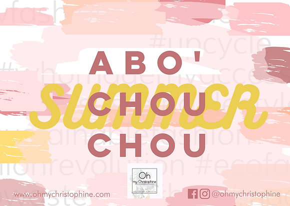 ABO'CHOUCHOU SUMMER