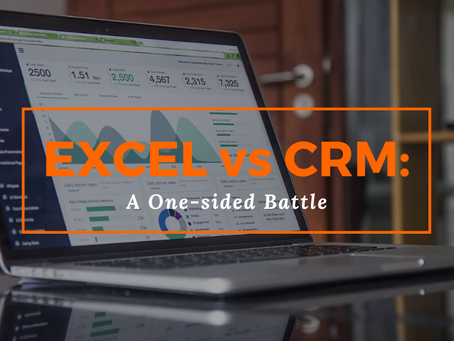 Excel vs CRM: A One-Sided Battle