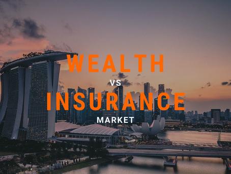 Wealth vs Insurance Market