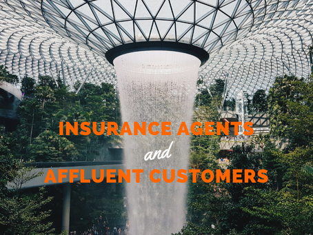 Insurance Agents & Affluent Consumers