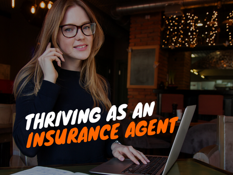 Thriving as an Insurance Agent