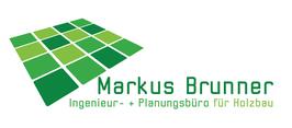 Markus Brunner. Ingenieur- + Planungsbüro für Holzbau in