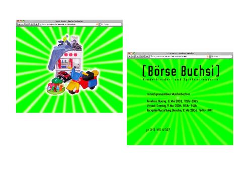 Börse Buchsi