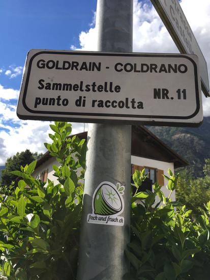 goldrain, vinschgau, südtirol