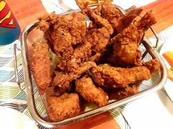 Winner Winner, Chicken Dinner! Fried Chi