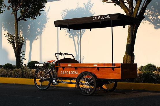 Bici Café Móvil - Cafetería