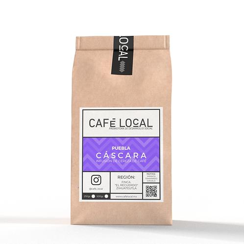 Cáscara - Infusión de cereza de café