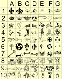 Dingbats for Custom Gifts