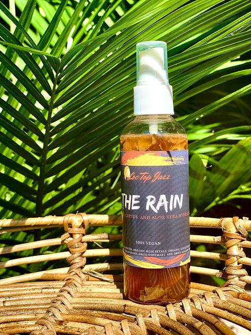 The Rain: Rose Water and Aloe Vera Hydration Mist