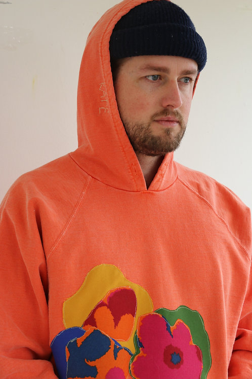 winter citrus hoodie