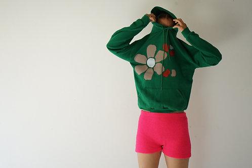 green power hoodie