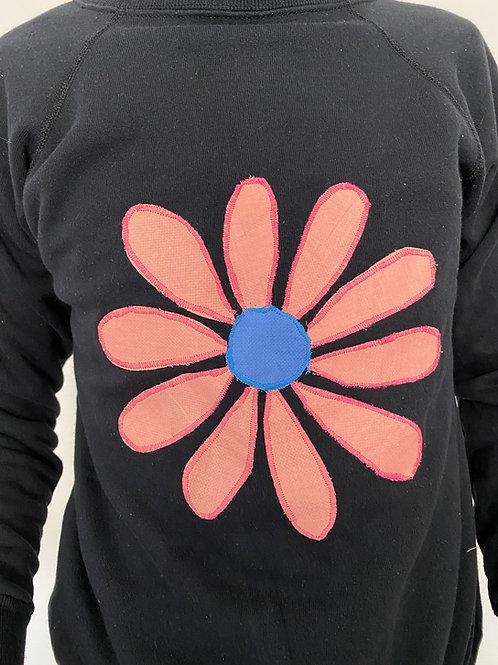 flower burst crewneck