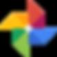 Logo Google photo