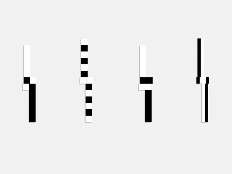 4 interazioni lineari, 2002