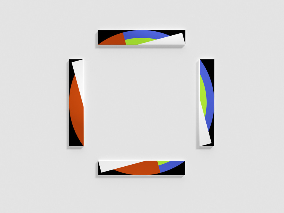 Quadrato bianco, 1994