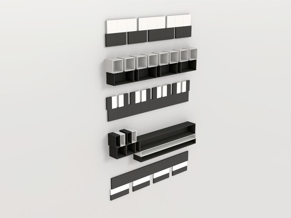 Misure e ritmi 3D, 2013