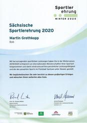 Auszeichnung LSB 2020