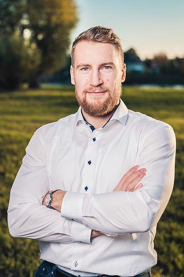 Portrait Martin Grothkopp Der Anschieber