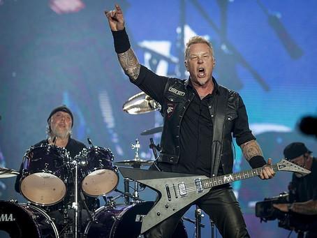 Metallica anuncia 4 shows no Brasil com abertura de Greta Van Fleet
