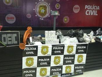 Após denúncia, estoura laboratório de cocaína no interior de Alagoas