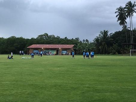 Luciano Castán volta a treinar e deve reforçar o CSA contra o Grêmio