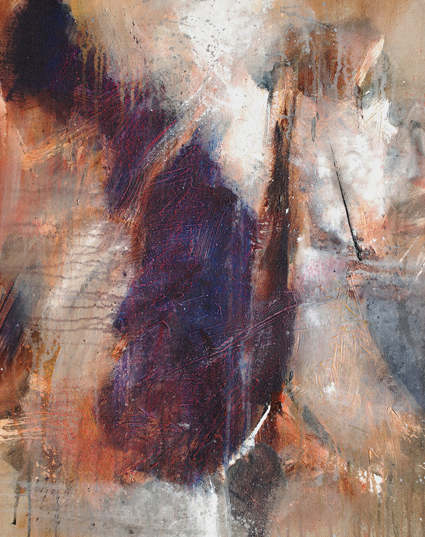 2008 Acrylique sur toile 81x60 cm