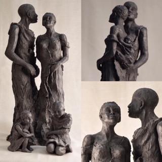 Famille Massaï