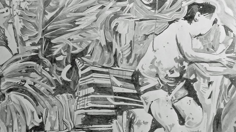 Dessiner la peinture - Le syndrome de Pygmalion I (2)