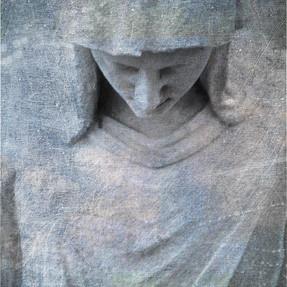 Statue 4671 Cimetière Marin-Sète