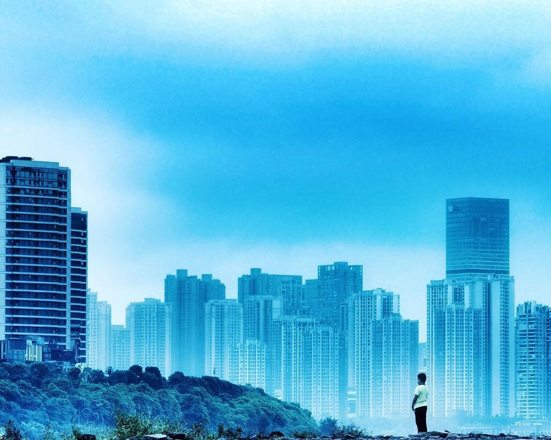 Man versus city