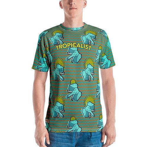 T-shirt Safari Wax Elephant (Homme)