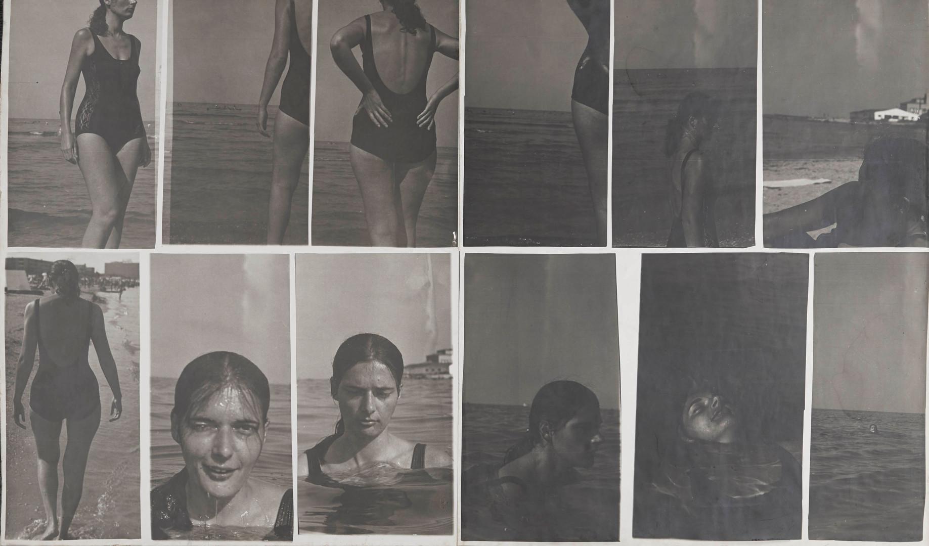 Marica aux bains de mer