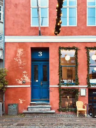 Porte à Nyhavn