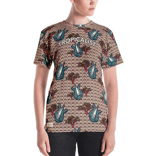 T-shirt Safari Wax Rhino (Femme)