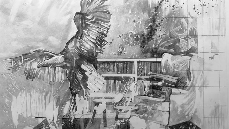 Dessiner la peinture - Le syndrome de Pygmalion VIII