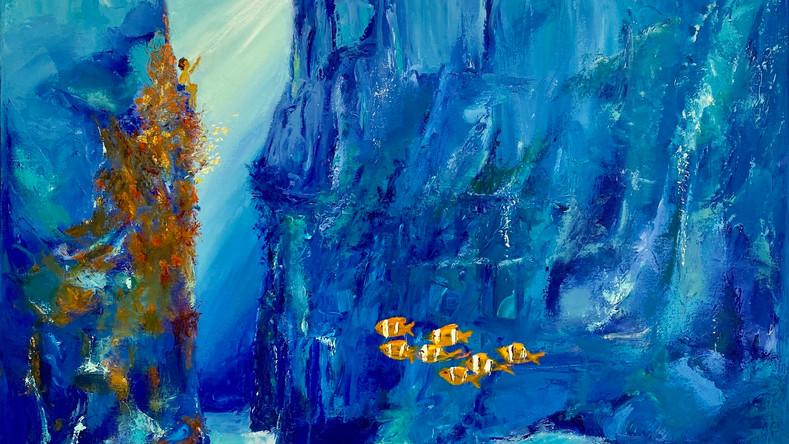 Le petit garçon et la mer - La rencontre